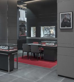 TAG HEUER FLAGSHIP STORE IN SYDNEY