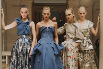 CAROLINA HERRERA SPRING 2017 RTW COLLECTION