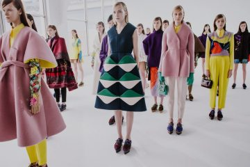 DELPOZO FALL 2016 COLLECTION FILM