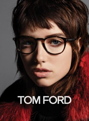 TOM FORD FALL 2016 AD CAMPAIGN