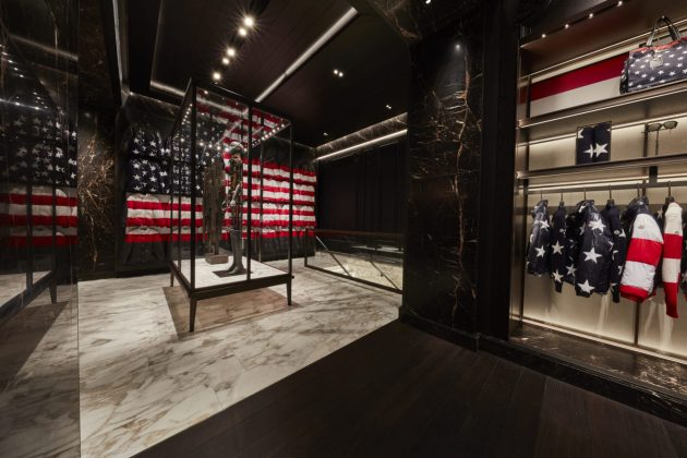 MONCLER FLAGSHIP STORE IN NEW YORK