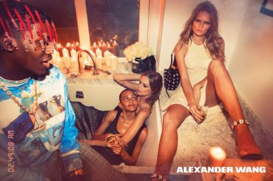 ALEXANDER WANG SPRING 2017 AD CAMPAIGN