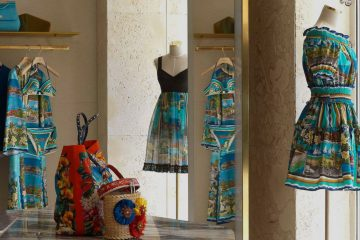 DOLCE & GABBANA NEW BOUTIQUE IN ST. BARTH