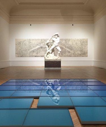 FENDI CONTEMPORARY ART EXHIBIT 'MATRICE' IN ROME