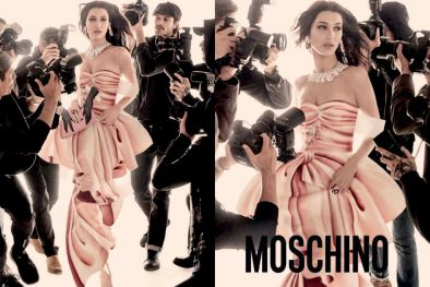 MOSCHINO SPRING 2017 AD CAMPAIGN