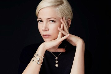 LOUIS VUITTON BLOSSOM JEWELRY COLLECTION FILM STARRING MICHELLE WILLIAMS