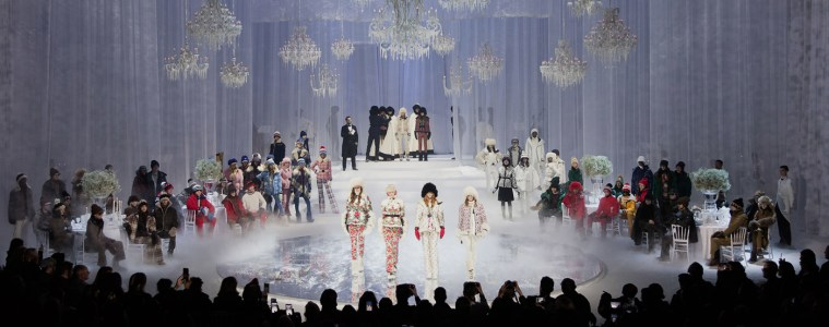MONCLER GRENOBLE FALL 2017 RTW COLLECTION
