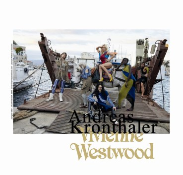 VIVIENNE WESTWOOD SPRING 2017 AD CAMPAIGN