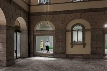 ISSEY MIYAKE FLAGSHIP STORE IN MILAN