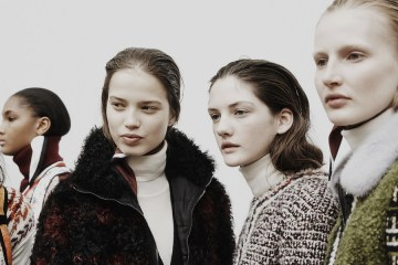 MONCLER GAMME ROUGE FALL 2017 RTW COLLECTION