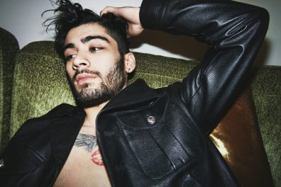 VERSUS VERSACE SPRING 2017 AD CAMPAIGN FEATURING ZAYN MALIK