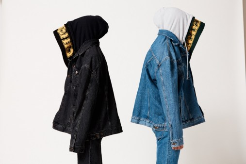 VETEMENTS X LEVI'S DENIM CAPSULE COLLECTION