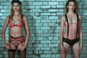 AGENT PROVOCATEUR FALL 2017 FILM CAMPAIGN