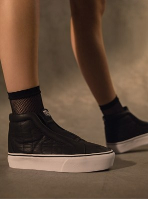KARL LAGERFELD X VANS CAPSULE COLLECTION