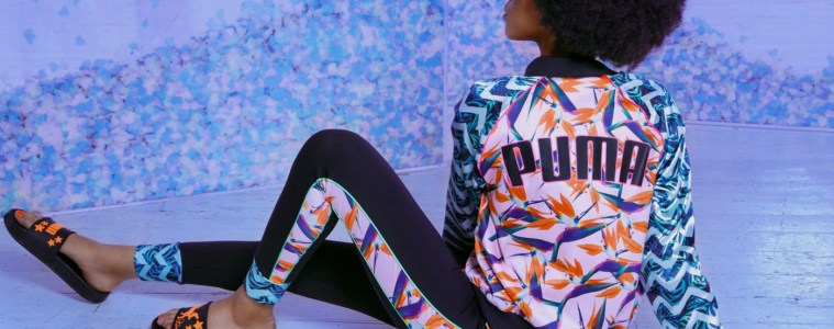PUMA X SOPHIA WEBSTER CAPSULE COLLECTION