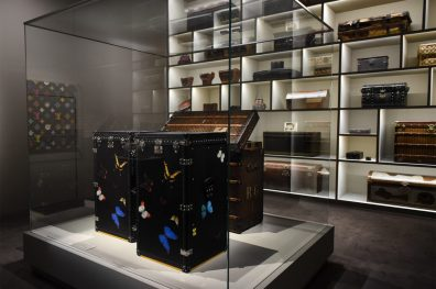 LOUIS VUITTON 'VOLEZ, VOGUEZ, VOYAGEZ' EXHIBITION IN NEW YORK
