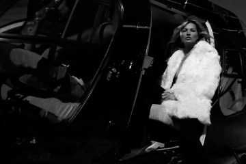 SAINT LAURENT RESORT 2018 FILM CAMPAIGN STARRING KATE MOSS