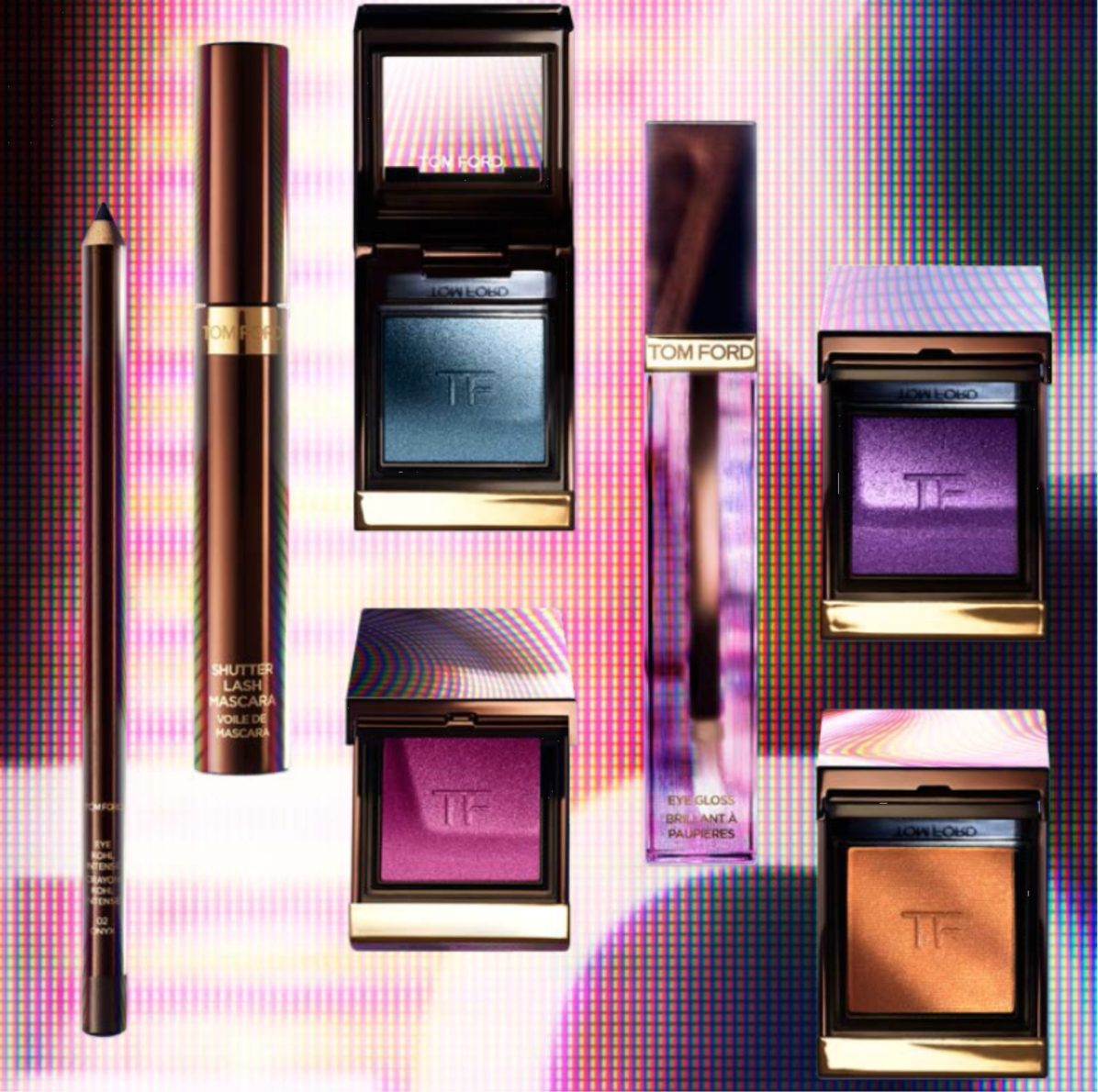 TOM FORD BEAUTY EYES OF TOM FORD COLLECTION