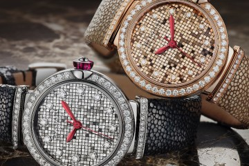 BULGARI LVCEA TIMEPIECE COLLECTION FILM
