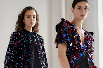 CAROLINA HERRERA PRE-FALL 2018 COLLECTION