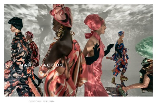 MARC JACOBS SPRING 2018 AD CAMPAIGN
