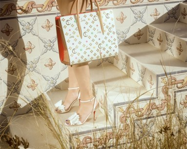 CHRISTIAN LOUBOUTIN SPRING 2018 COLLECTION
