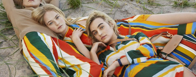 TORY BURCH SPRING 2018 COLLECTION FILM