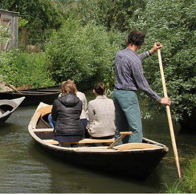 b22abf07a8e6 Carte cadeau visite et découverte du marais de Saint-Omer en bateau