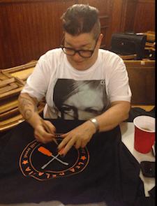Orange is the New Black Fanfiction Contest Lea DeLaria autographed shirt