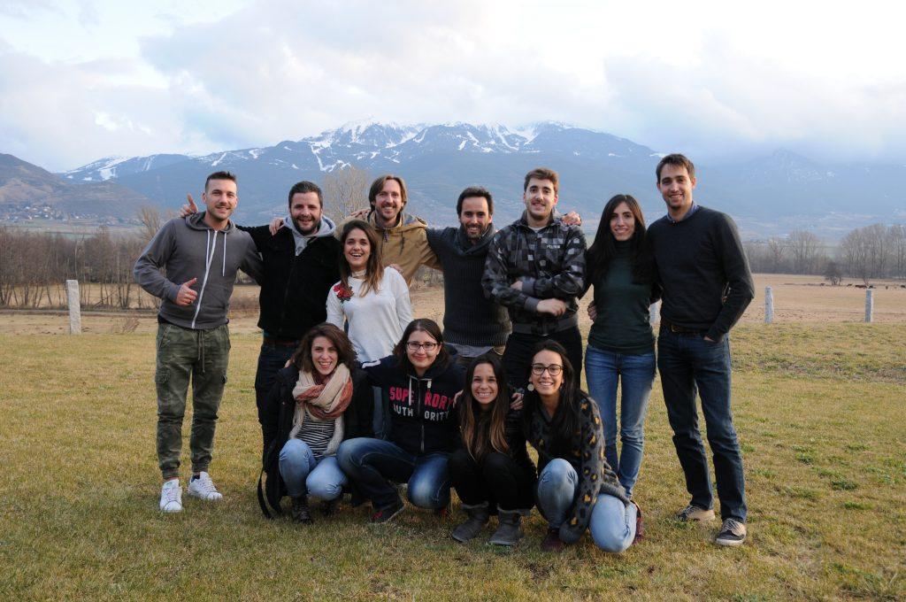 Grup de treball AIRBNB. Desembre'17