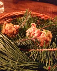 Buttermilk Fried Chicken & Pine Salt (signature dish)
