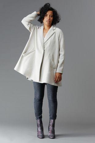 Choisir un tissu pour coudre son manteau