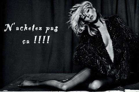 Kate Moss pour Topshop