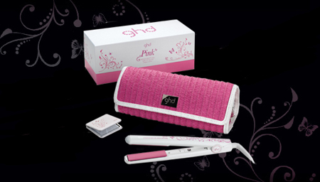 Coffret Pink GHD Styler