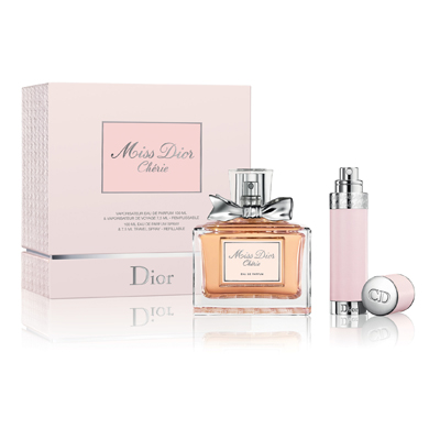 Miss Dior Chérie Travel Retail