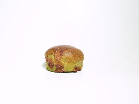 Brioche aux pistaches et chocolat