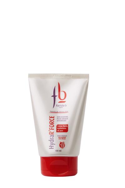Crème Fluide Hydratante de jour Farida B.