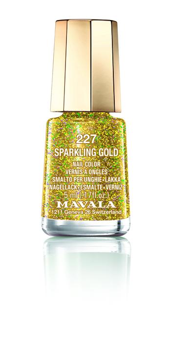 Sparkling Gold
