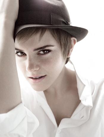 Emma Watson Trésor Midnight Rose