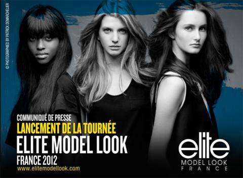 Casting Elite Model Look