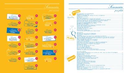 Page 4 du livre LES FILS A MAMAN