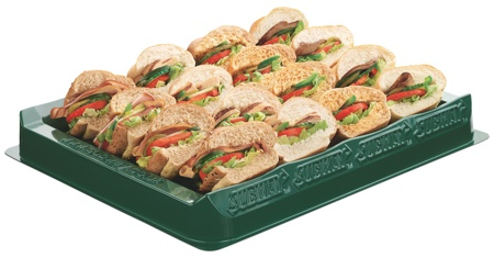 Party Platter Subway