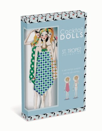 COCKTAIL DOLLS SAINT TROPEZ