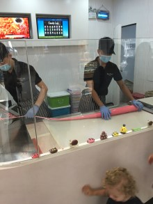 Atelier de bonbons 🍬
