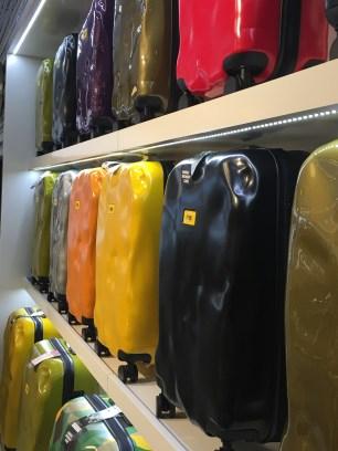 La valise pré cabossée