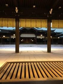 Le temple Meiji-Jingumae