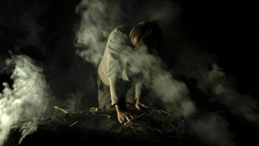 Charbonnière à La Bastide. Image du film Renaissance réalisé et produit par Olivier Moulaï, financement participatif touscoprod