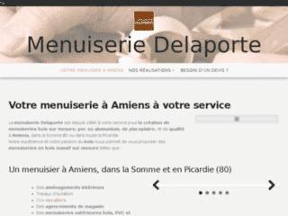 Un menuisier professionnel à votre service à Amiens
