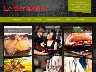 Le Bonaparte : Votre restaurant à Vandoeuvre (Nancy)