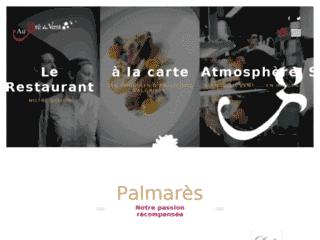 Au Gré du Vent : Restaurant étoilé en Wallonie